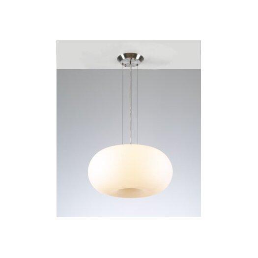 PLC Lighting Tessera 3 Light Mini Pendant