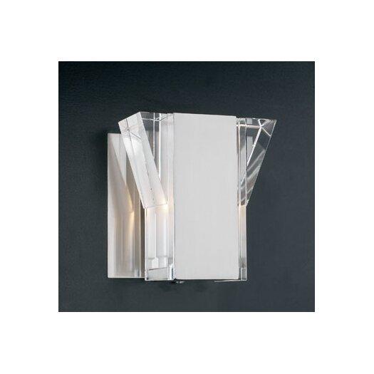 PLC Lighting Eastman  1 Light Wall Sconce