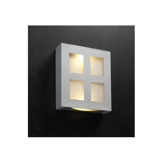 PLC Lighting Gayle  2 Light Wall Sconce