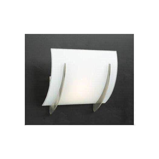PLC Lighting Lisette  1 Light Wall Sconce