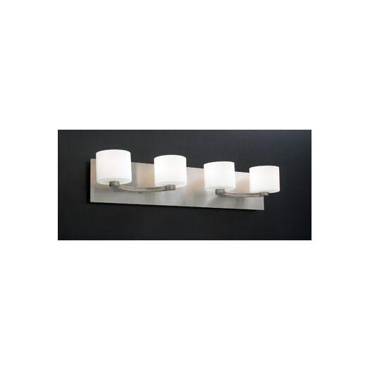 PLC Lighting De Lion 4 Light Vanity Light