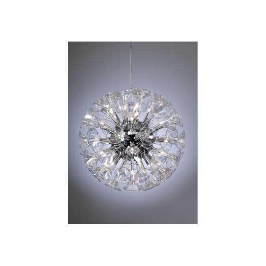 PLC Lighting Martini Globe Pendant