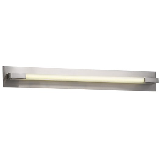 PLC Lighting Polis 1 Light Bath Vanity Light