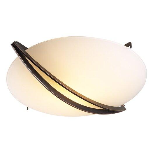 PLC Lighting Enzo Flush Mount
