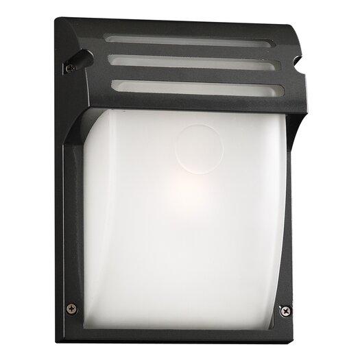 PLC Lighting Moser 1 Light Outdoor Wall Sconce