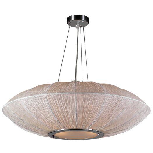 PLC Lighting Mars 4 Light Pendant