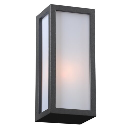 PLC Lighting Dorato 1 Light Outdoor Wall Sconce