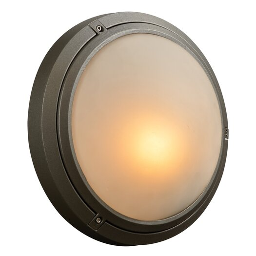 PLC Lighting Ricci-I 1 Light Outdoor Wall Sconce