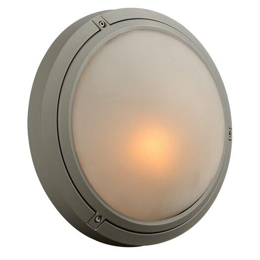 PLC Lighting Ricci-I 1 Light Outdoor Wall Sconce
