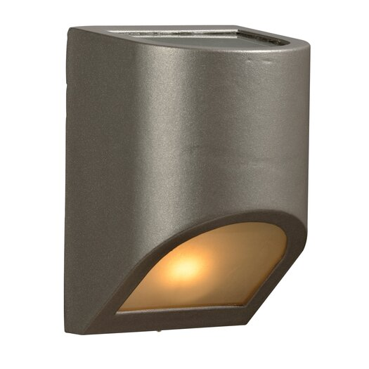 PLC Lighting Perry 1 Light Outdoor Wall Sconce