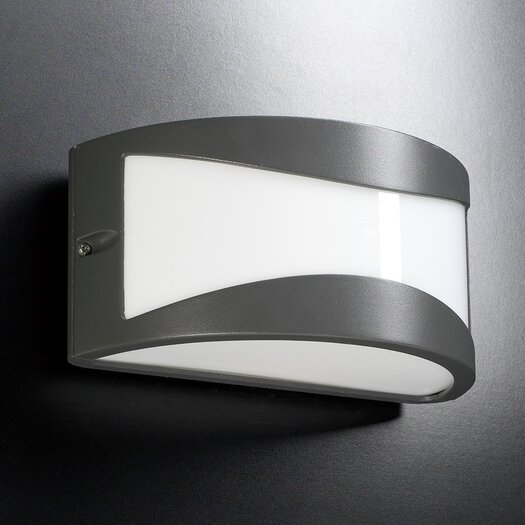 PLC Lighting Baco 1 Light Outdoor Wall Sconce
