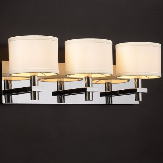 PLC Lighting Concerto 3 Light Vanity Light