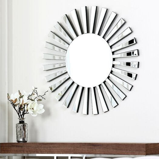 Abbyson Living Utopia Wall Mirror
