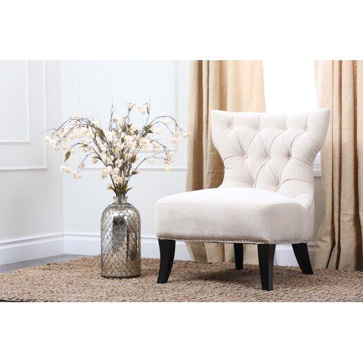 Abbyson Living Sedona Suede Vista Chair