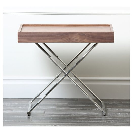 Abbyson Living Crown End Table