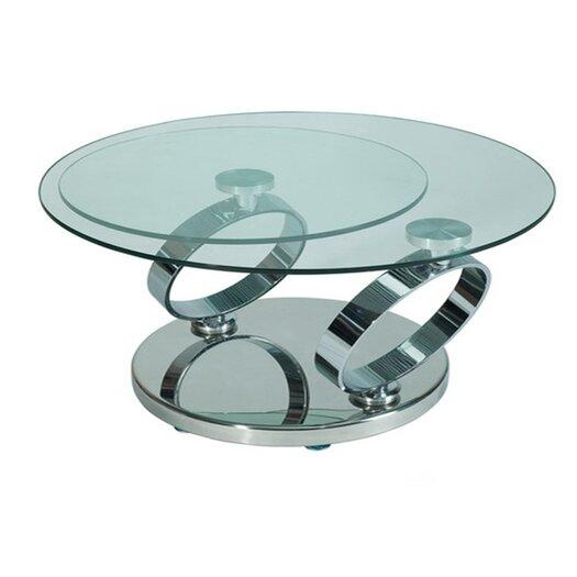 Bellini Modern Living Solar Coffee Table