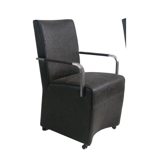 Bellini Modern Living Melzo Fabric Arm Chair