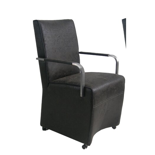 Bellini Modern Living Melzo Fabric Arm Chair