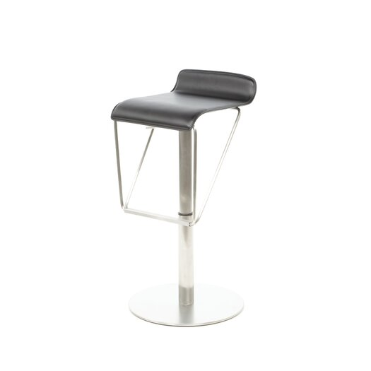 Bellini Modern Living Alfa Height Swivel Bar Stool