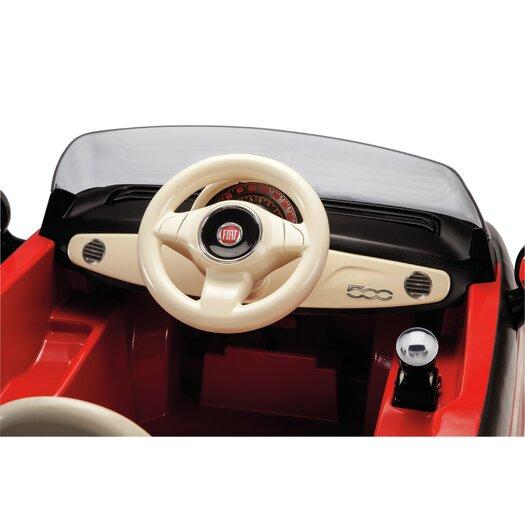 Peg Perego Fiat 500 12V Car