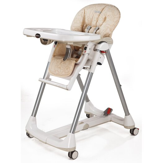 Peg Perego Prima Pappa Diner Easy Folding High Chair