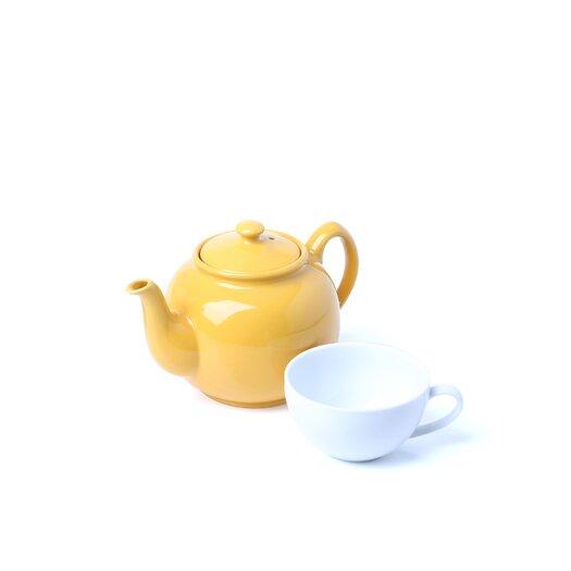 Fox Run Craftsmen 2.5-qt. Peter Sadler Teapot in Yellow