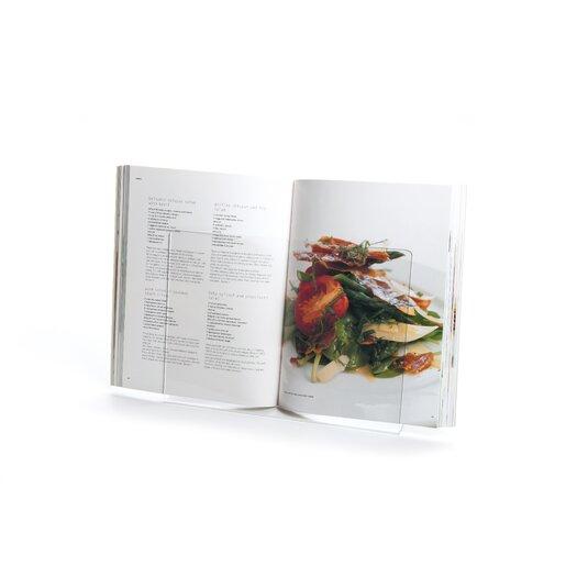Fox Run Craftsmen Acrylic Cookbook Holder
