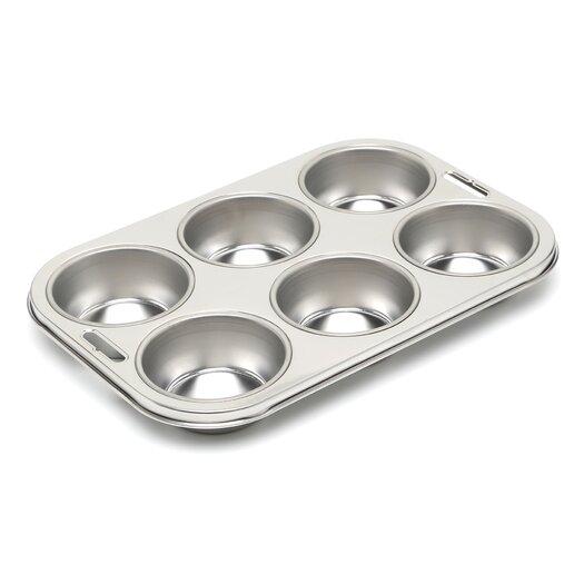 Fox Run Craftsmen 6 Cup Muffin Pan