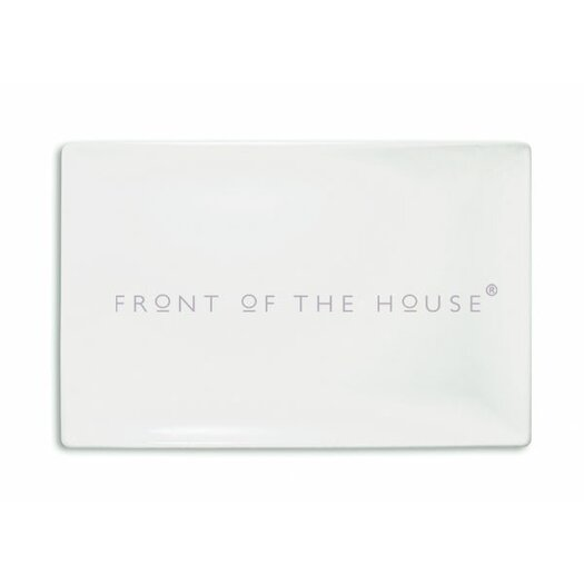 Front Of The House Mod Rectangular Platter