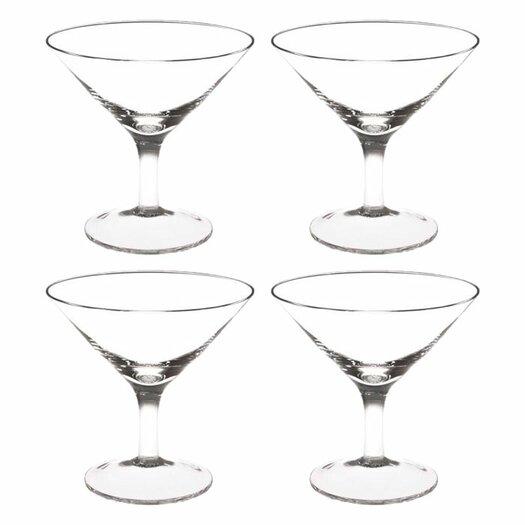 Front Of The House Sampler Martini / Gelato Glass