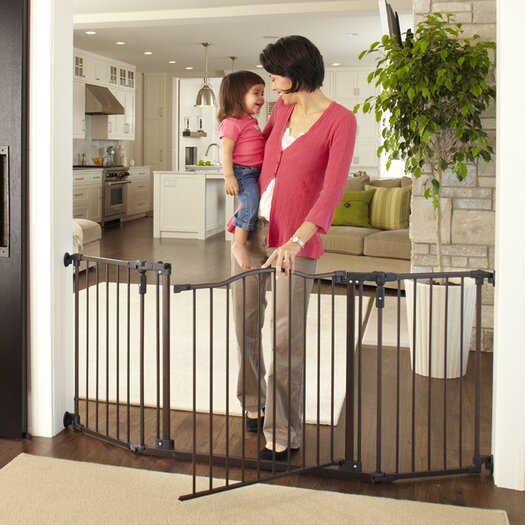 North States Deluxe Decore Gate