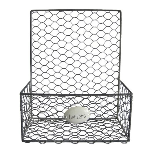 Cheungs Wire Letter Holder