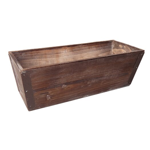Cheungs Wooden Ledge Planter