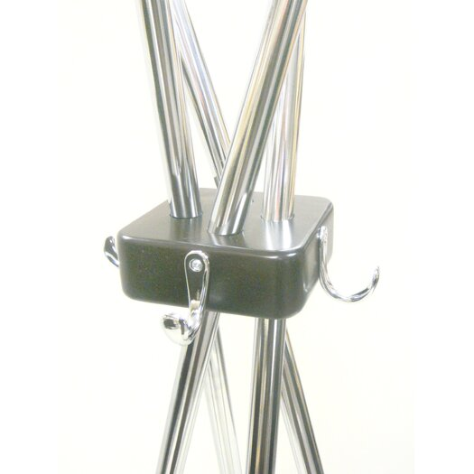 Proman Products Studio 4 Coat Rack