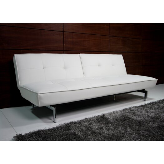 DHP Revolution Metal Belle Futon and Mattress