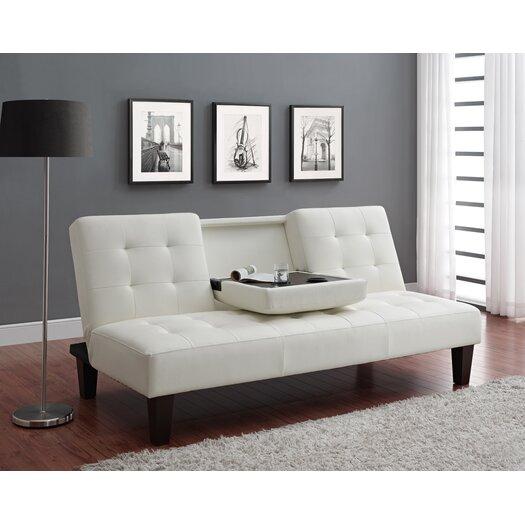 DHP Julia Convertible Sofa