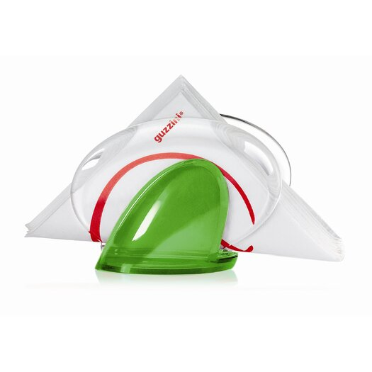 Guzzini Feeling Table Napkin Holder in Green