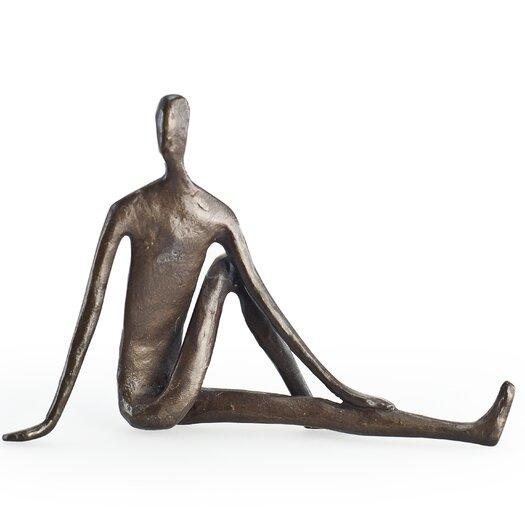 Danya B Yoga Twist Sculpture