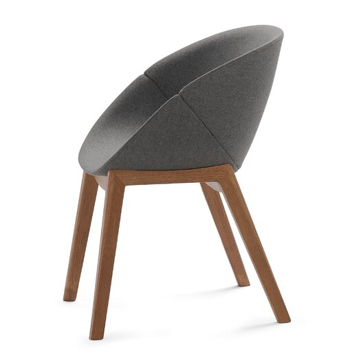 Domitalia Coquille-L Arm Chair