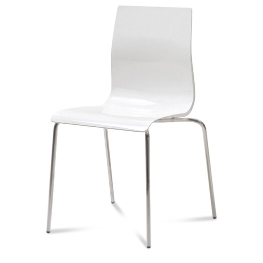 eGel-b Stacking Chair (Set of 2)