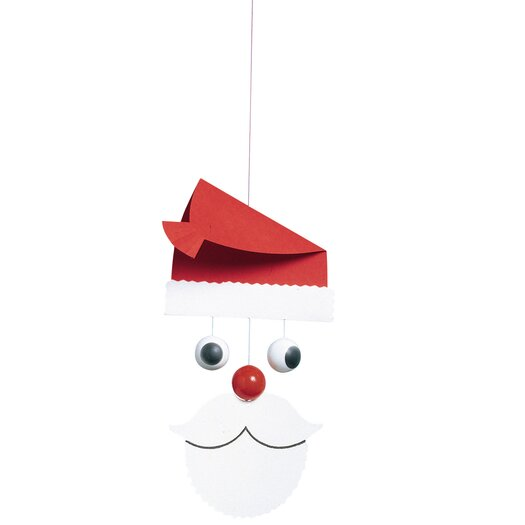 Flensted Mobiles Santa Claus Mobile