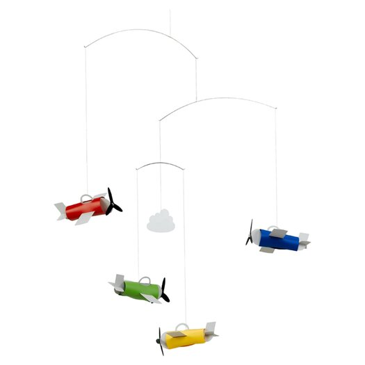 Flensted Mobiles Aeromobile Mobile