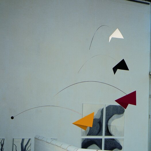 Flensted Mobiles Abstract Large Mirage Mobile