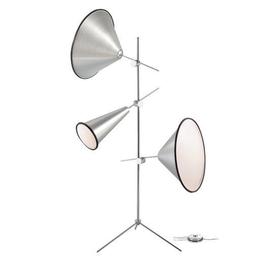Eurofase Manera 3 Light Floor Lamp