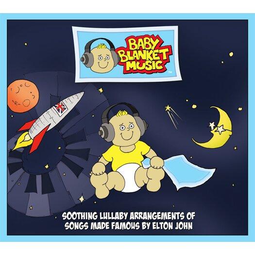 Baby Blanket Music Baby Blanket Music CD (Elton John) - Soothing Lullaby Arrangements of Songs Made Famous by Elton John