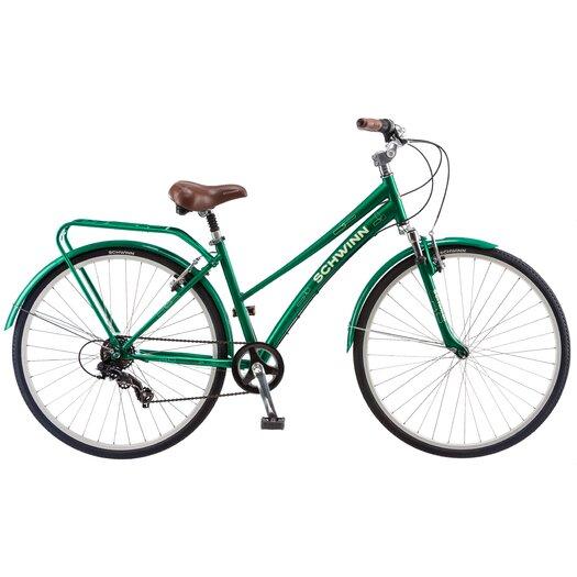 Schwinn Women's Network 2.0 Hybrid Bike