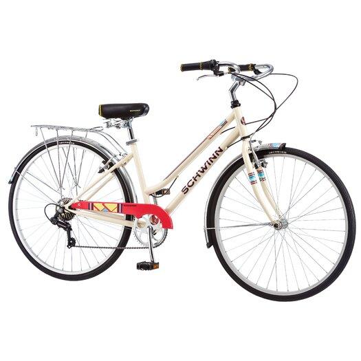Schwinn Women's Wayfarer 7 Speed Hybrid Bike
