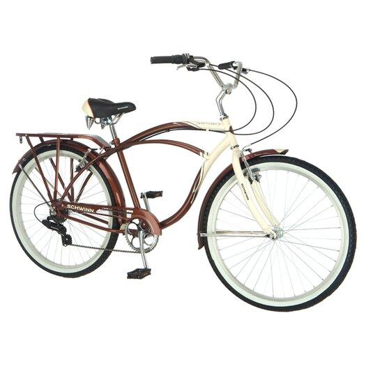 Schwinn Men's Sanctuary 7 Cruiser Bike