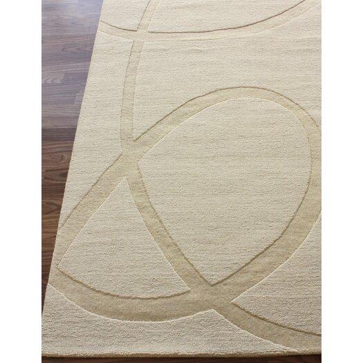 nuLOOM Moderna Ivory Splatter Area Rug