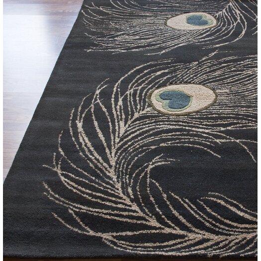 nuLOOM Hudson Peacock Tan Area Rug